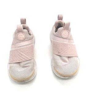 light pink sneakers nike
